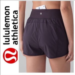 Lululemon Lean In Shorts